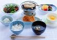 ☆大切な朝ごはん☆食材にこだわったヘルシー朝食♪瀬戸内の小魚を炙り焼き♪