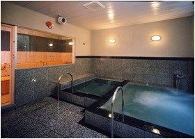 泉大浴場完備(榊原温泉:汲み湯)