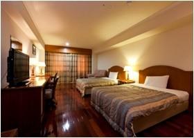 津市を代表する部屋の広さ(約33平米)