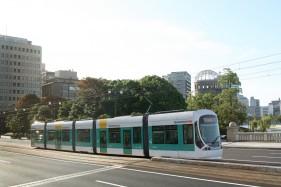 路面電車(広島電鉄)