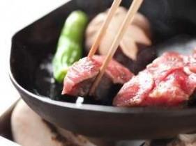 シェフ自慢の料理をお楽しみください。おいしい料理で疲れた体も心もリフレッシュ♪