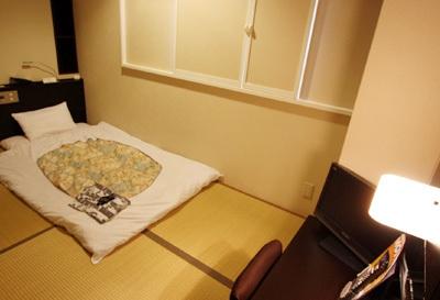 グループ初の日本人の心、和室