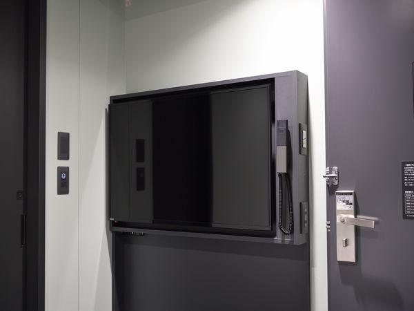 客室(テレビ)