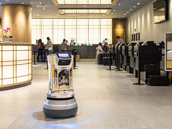 デリバリーロボットS-mile